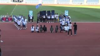 金文泰中學 2015-2016年度陸運會 啦啦隊比賽 忠社