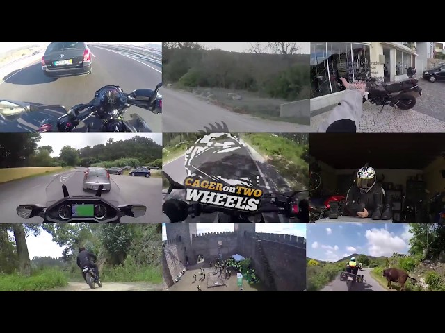 Some offroad exploring on a Tracer 700 - by a noob!
