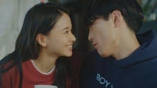 山本舞香、松本人志をたじたじに「キター!マジツボった!」間宮祥太朗の彼女役を熱演 「タウンワーク」新CM