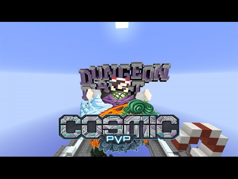COSMIC PVP | DUNGEON MAP 4 HYPE!!!! LIVE PG-13