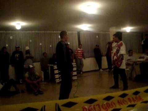 (Cuartos) Kmo vs Jas -  Batalla De Gallos Frees in D.C 2010 Bogota Primera Edicion