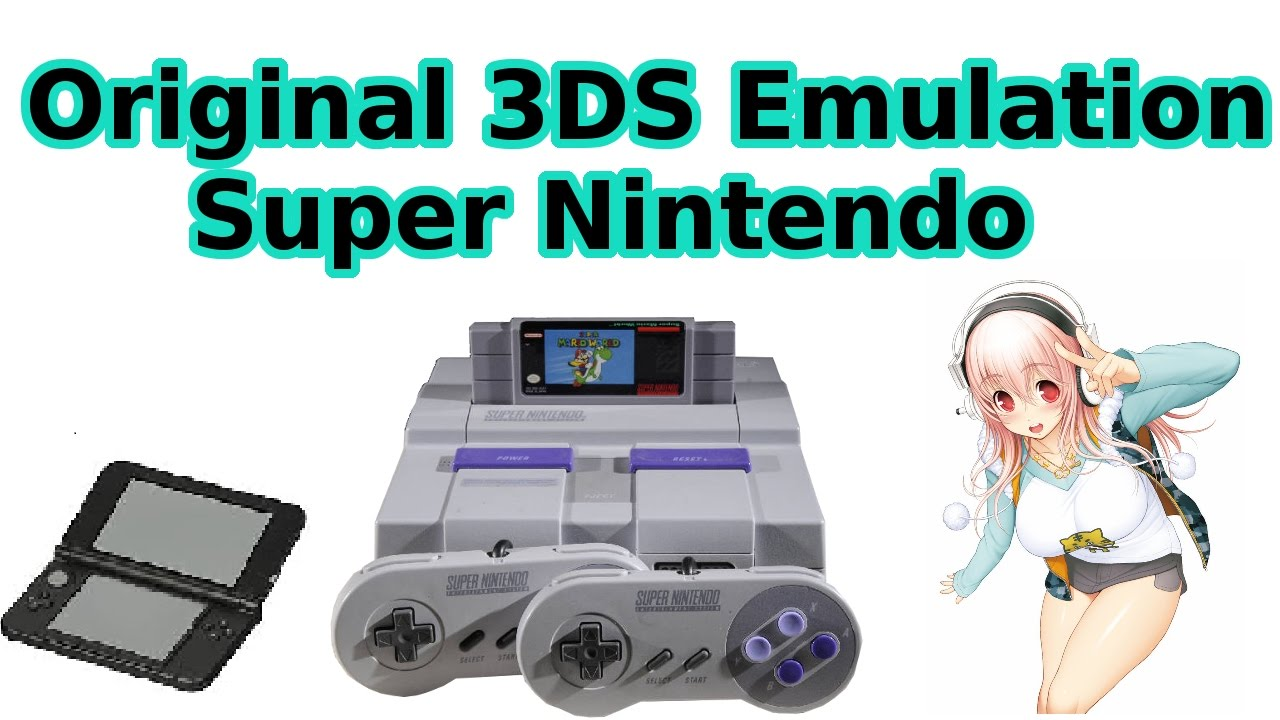 Converting SNES games onto your O3DS via FBI install ***DOWNLOAD IN  DESCRIPTION***