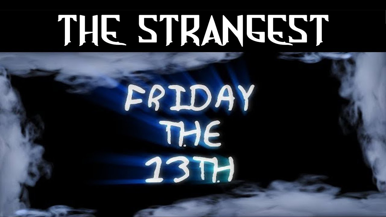 Friday the 13th: 13 Bad Luck Superstitions - YouTube