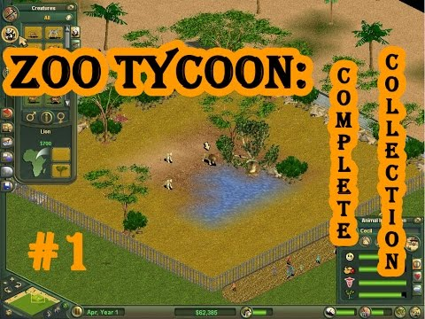 Let's Play Zoo Tycoon: Complete Collection (Part 1)