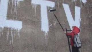 Banksy Film CCTV London