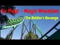 Riddler's Revange - Six Flags Magic Mountain