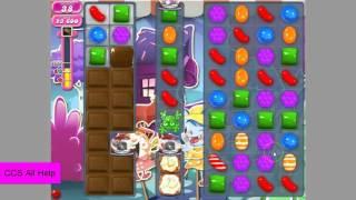 Candy Crush Saga Level 1242 NO BOOSTERS