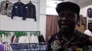 Parole à un client homme des Boutiques HPP-Congo