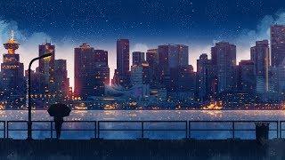 Peaceful Piano, Soft Rain \u0026 Relaxing Music - Sleep Music, Stress Relief