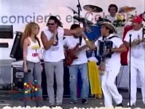 Shakira y Carlos Vives La Gota Fría