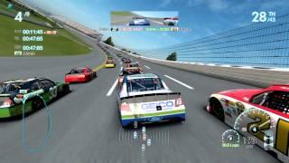 NASCAR The Game: Inside Line Gameplay Trailer