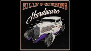 """ZZ Top's Billy F Gibbons debuts new song """"My Lucky Card"""" off new solo album Hardware"""