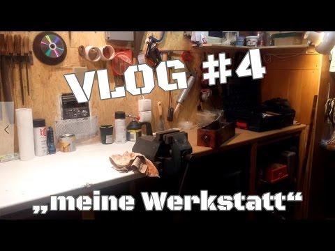 """VLOG #4 PC Hardware """"Meine Werkstatt"""" - German/ Deutsch - Gaming"""