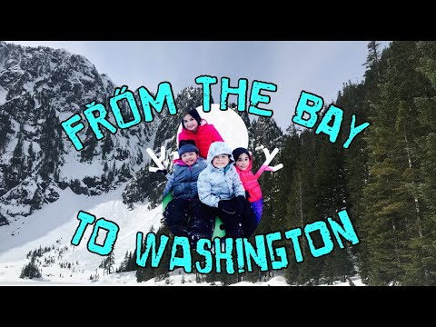 The BAY to WASHINGTON! PT. 1 *YOU WONT BELIEVE WHAT HAPPENED*