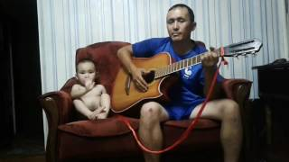 Киргиская песня (жамгыр тогот)мальчик просто бомба😂😂😂