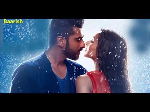 Baarish | Half Girlfriend | Ash King, Shashaa Tirupati | Tanishk Bagchi | Arafat Mehmood