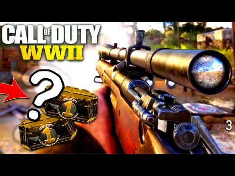Call of Duty: World War 2 NEWS !! (Marché Noir, Variantes, Camouflage, Zombies, Co-op, Beta...)