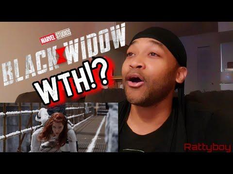 BLACK WIDOW TEASER TRAILER JAPAN REACTION | WHERES BLADE?! | MAY 2020
