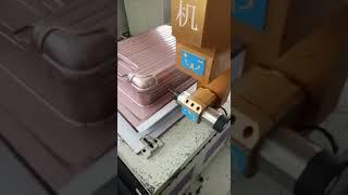 Hole puncher machine
