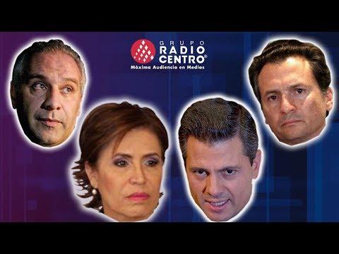 ROBLES, LOZOYA, Agronitrogenados, COLLADO, TODO APUNTA A EPN: Los Periodistas
