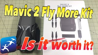 DJI Mavic 2 Zoom Fly More Kit.  Is it worth buying?