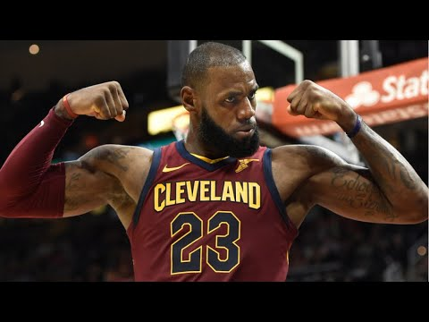 2f56ff03f95 React To NBA 2K19 News LeBron James Named Cover Athlete For NBA 2K19 20th  Anniversary Edition!