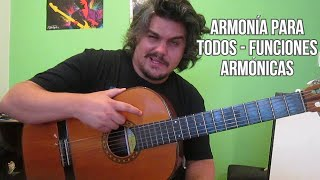 Baixar Armonía para Todos - Funciones Armónicas
