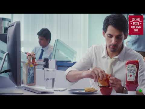 Heinz Taste That Grabs You Stories - Corporate Guy