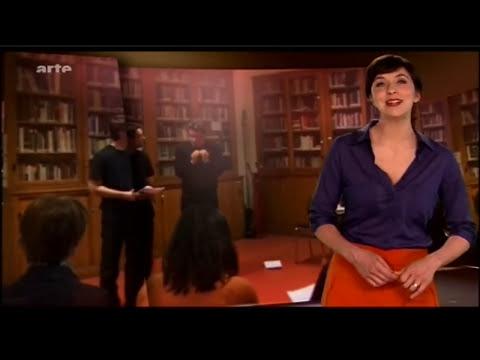 Reportage ARTE : Les Livreurs enseignent La lecture à haute voix à la Sorbonne