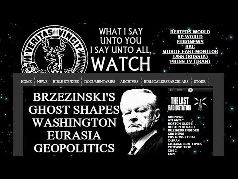 Brzezinski's Ghost Shapes Washington Eurasia Geopolitics