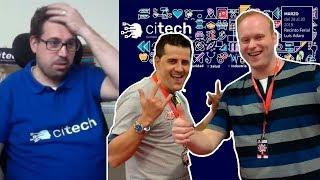 Todo sobre CITECH 2019 - Carlos y TheMaker3DP