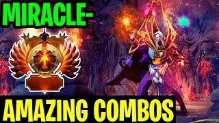 Amazing Combos - Invoker Miracle - Dota 2
