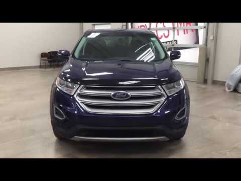2016 Ford Edge SEL Review