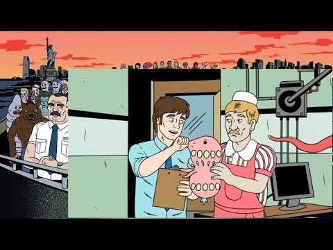 Американцы гадкие американцы мультфильм
