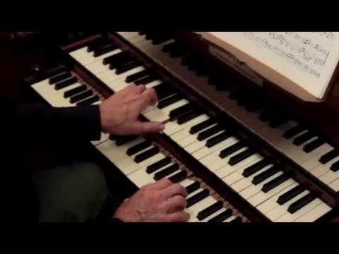 Johann Sebastian Bach: An Wasserflüssen Babylon BWV 653 b