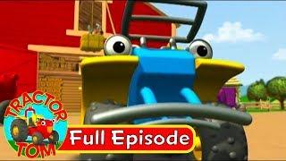 Tractor Tom   Season2   Episode 9 -  Buzz to Rescue    Truck Cartoon