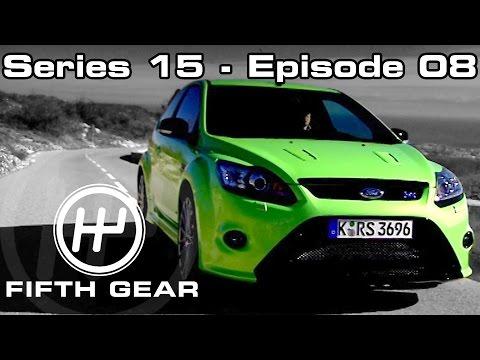 Fifth Gear: Series 15 Episode 8
