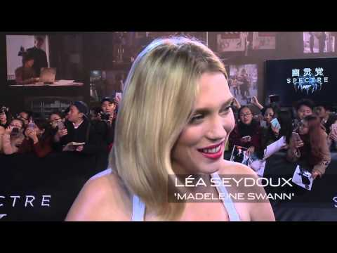 Spectre: Beijing China Red Carpet Movie Premiere Highlights