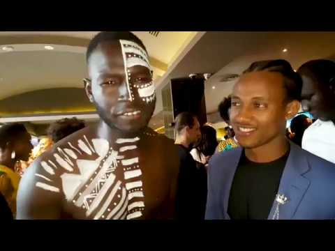 Sami Obama Black Panther Private Screening & Oz African Tv -  Melbourne Premier