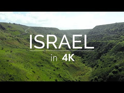 Israel in 4K | The Vine Studios