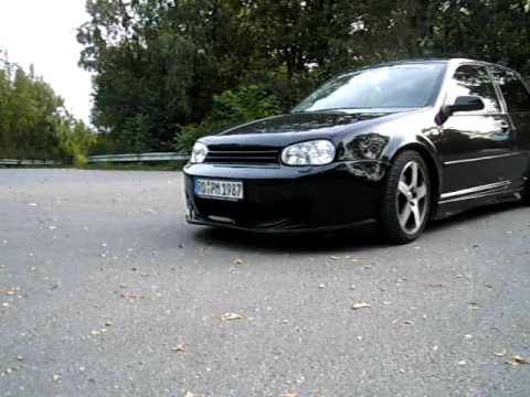 golf 4 gti 1 8 turbo sound youtube. Black Bedroom Furniture Sets. Home Design Ideas