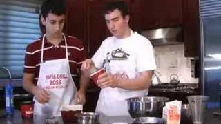 Taste Buds Episode 9: Frozen Mocha Cappuccino Cake