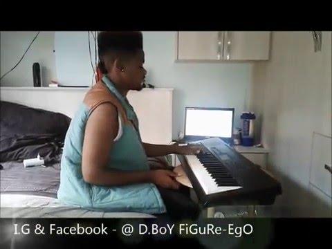 eMTee Ft FiFi Cooper - Ngeke ( Piano Cover )