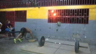 Jose Ramos Crossfit San Fernando de Apure. Wod 15.4