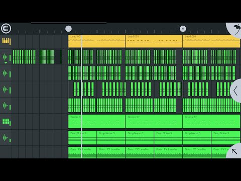 ✔[New Break Mix] Put Your Hands Up new style mix 2k19 by Mr Chai Ya on Fl Studio Mobile3
