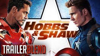 Marvel Studios' Rogers & Stark Trailer (Hobbs & Shaw Style)