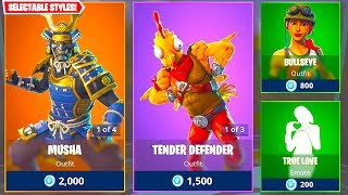 FORTNITE ITEM SHOP January 9, 2019! Today's New Daily Store Items!