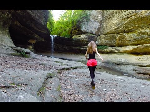 GoPro Hero 3+  Starved Rock State Park Illinois