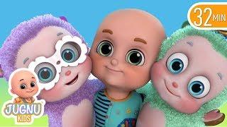 Baby Songs and Nursery Rhymes | Jugnu Kids