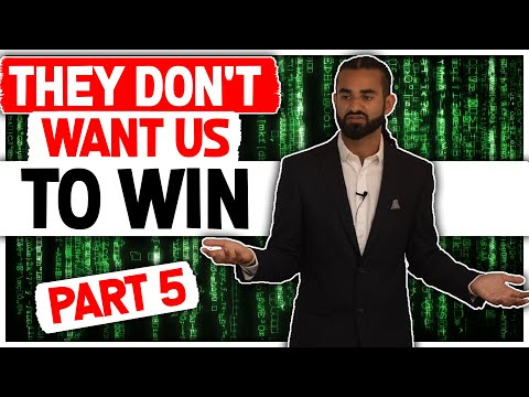 HOW TO LEAVE THE MATRIX PART 5 - SOCIETY